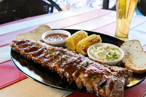 St Louis Style BBQ Ribs Recipe