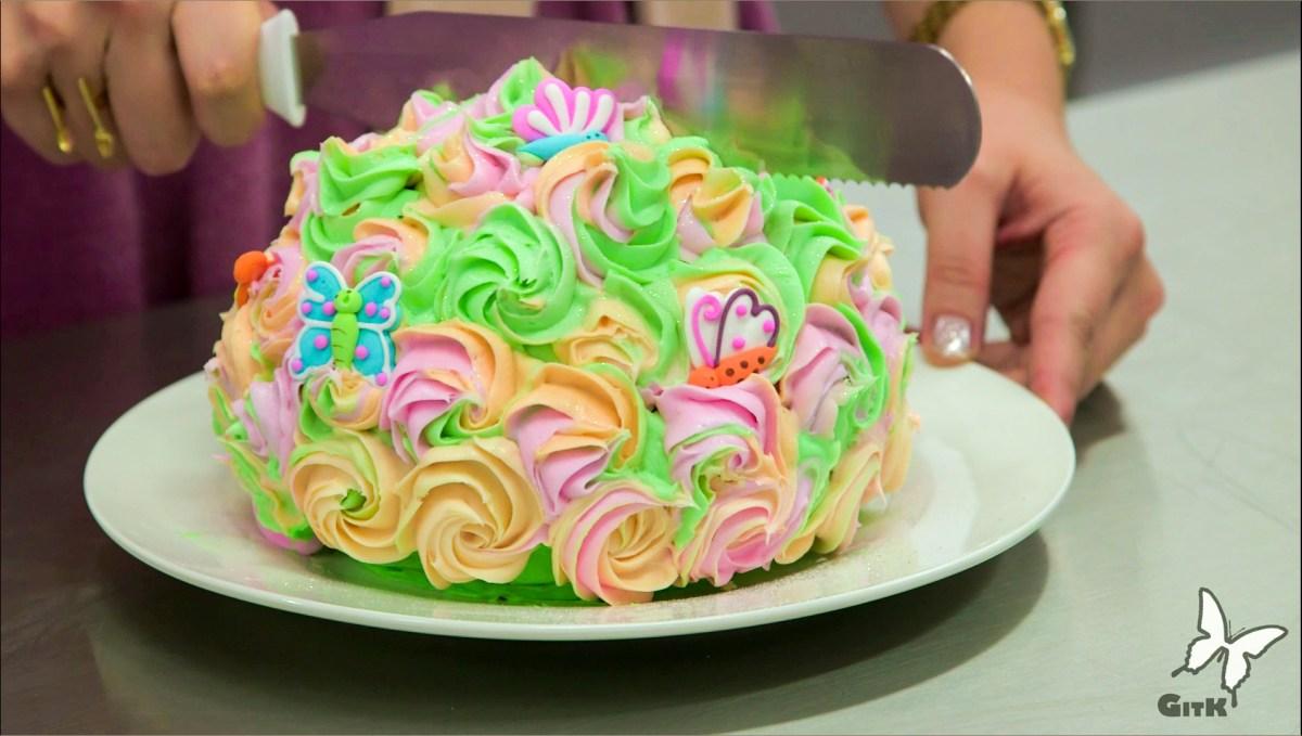Feeling Sweet: Piñata Cake