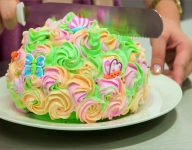 Feeling Sweet: Piñata Cake