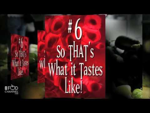 Top Ten Food Trends 2012