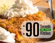 90 Second Farmhouse Applecake