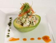 Florida Blue Crab Salad with Avocado