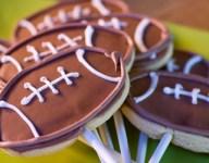 Fabulous Football Cookies