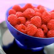 Fresh Berries with Framboise