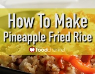 How To Make Pineapple Fried Rice
