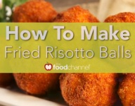 How To Make Fried Risotto Balls