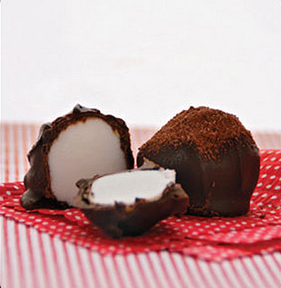 Frozen Chocolate Bon Bons Recipe