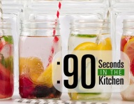90 Second Infused Water