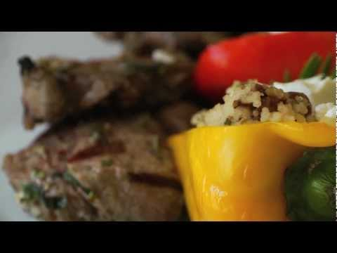 Grilled Lamb Medallions