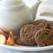 Ginger Toffee Cookies Recipe