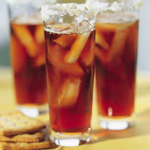 Ginger Iced Tea Recipe