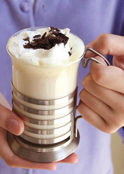 Glorious Hot White Chocolate