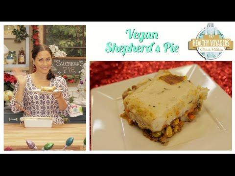 Vegan Holiday Shepherd's Pie