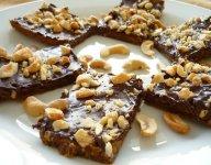 Mocha Toffee Bars Recipe
