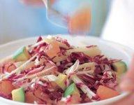 Grapefruit, Jicama Avocado Salad