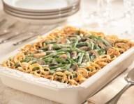 Deluxe Mushroom Green Bean Casserole