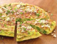 Grilled Asparagus Frittata