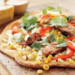 Southwestern Pizza Recipe