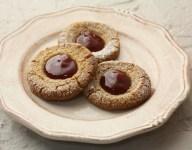 Guava Paste Thumbprint Cookies