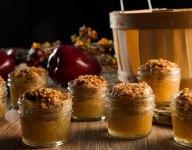 Half Scratch Cinnamon Apple Pie Muffins