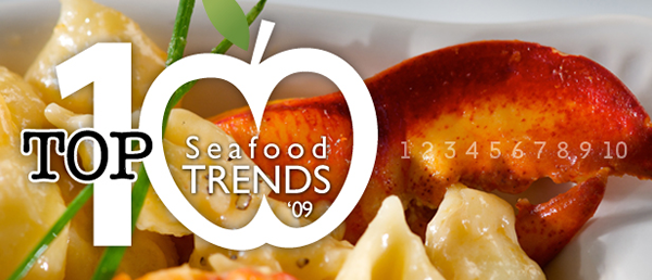 Top 10 Seafood Trends