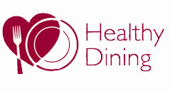 Healthy Dining logo