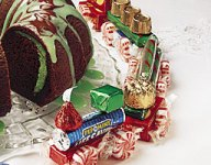 Holiday Candy Trains Recipe