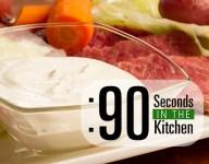 90 Second Horseradish Sauce