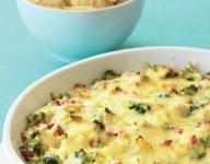 Zesty Hot Holiday Broccoli Dip