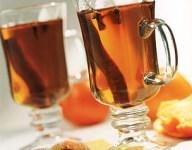 Hot Spiced Cider with Calvados Recipe