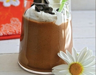 Iced Java Brownie Cappuccino Recipe
