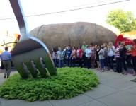 Idaho Potato Meets Food Channel Fork