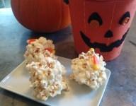 Popcorn Balls: A Halloween Memory