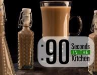90 Second Homemade Irish Cream Liqueur