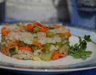 Jasmine Rice & Vegetable Medley
