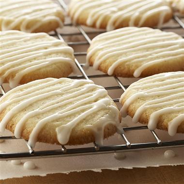 Lemon Clove Cookies Recipe