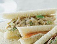 Lemon Chicken Salad Sandwiches Recipe