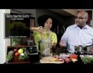 Savory Egg-Free Quiche