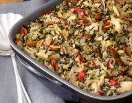 Wild Rice Chicken Supreme