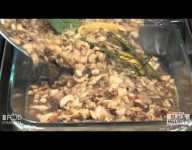 Pork Loin with Black Walnut Mustard Sauce