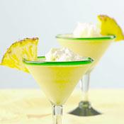 Mango Pineapple Frappe