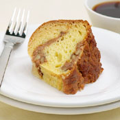 Maple Walnut Coffeecake