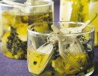 Spicy Marinated Artichokes