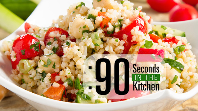 90 Second Market Fresh Tabouli