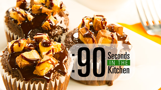 90 Second Mashup Cupcakes