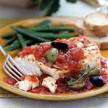 Mediterranean Fish Fillets