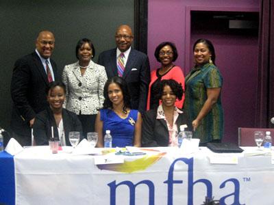 MFHA showcase winners
