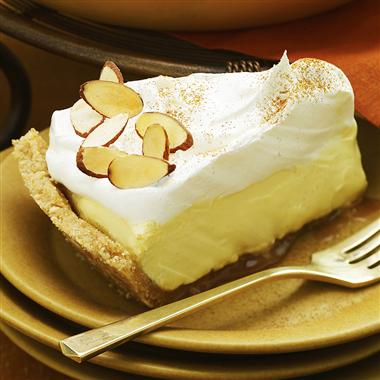 Mile High Ginger Pie Recipe
