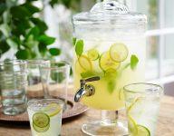 Minted Meyer Lemonade