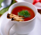 Mulled Cranberry Cider for a Crowd